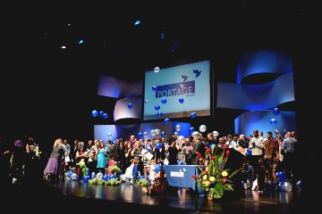 Portage Montreal Recognition Ceremony