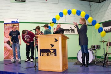 Portage Ontario - Recognition Celebration 2012