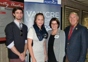 Portage Atlantic Recognition Ceremony 2015